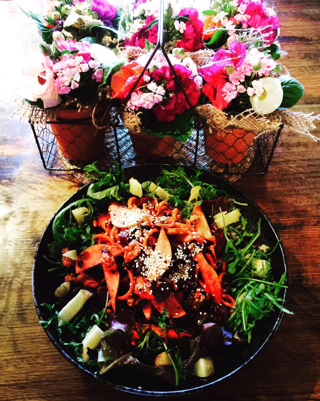 Sorrento retreat salad