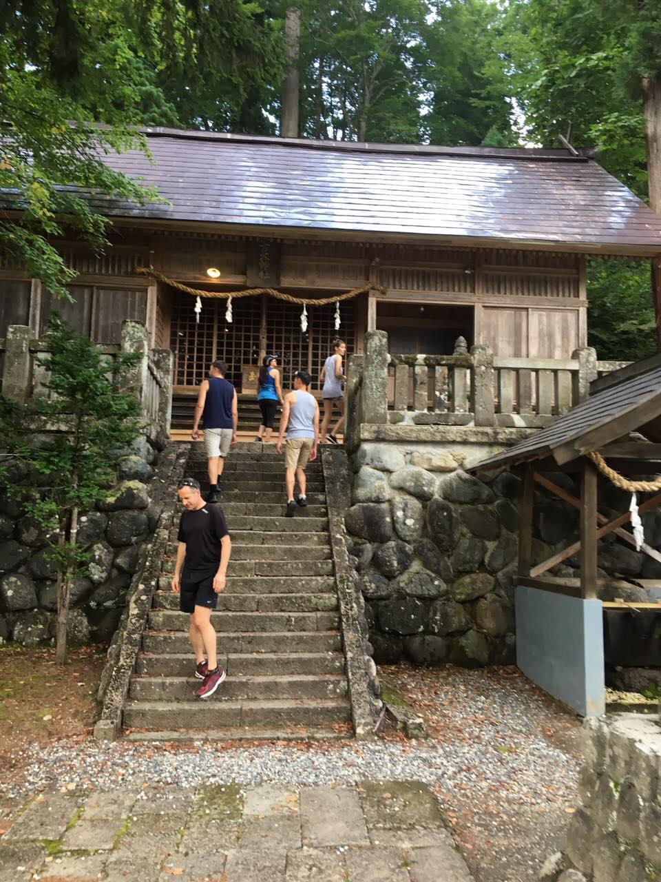 Local shrine