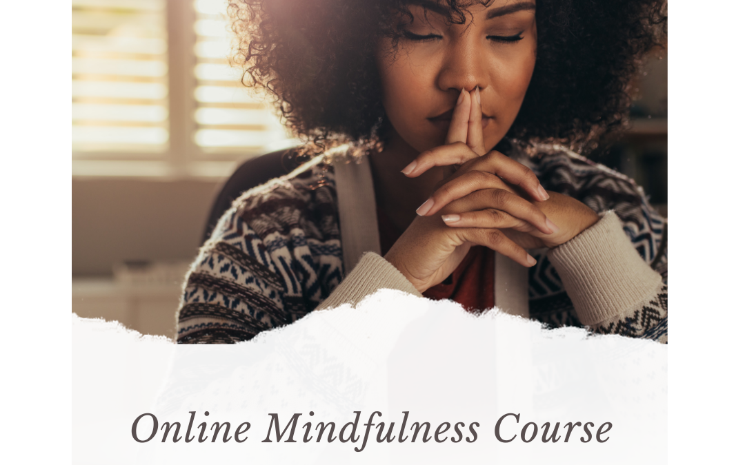 4-Week Online Mindfulness Course